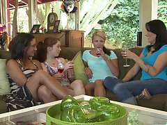 Mature lesbian fun with Danica Dillon and Persia Monir