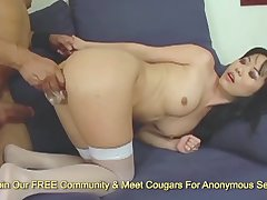 Petite Asian Niya Yu Gets A Monster Penis In Her Tight Asshole - HAVE INTERCOURSE MOVIE