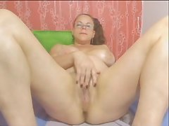 Webcam colombian granny milf teasing part 2 picayune sound - imlivefreecams (dot) com