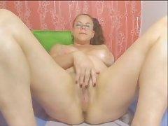 Webcam colombian granny milf teasing part 2 picayune sound - imlivefreecams (dot) com