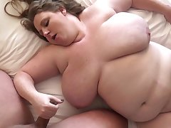 Full-Breasted Housewife Bitch Sapphires Last Scene  - chubby breasts
