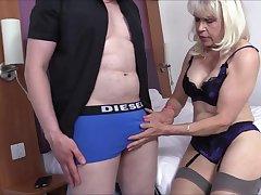 Lady Sextasy - Granny Hot Porn Clip